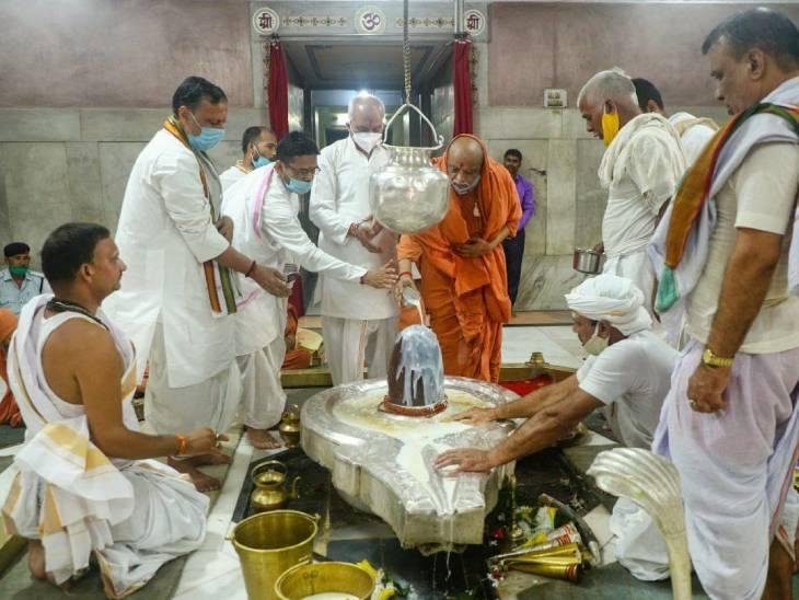 ભગવાન શીવની પૂજા - Divya Bhaskar