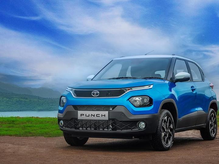 ટાટા મોટર્સે નેક્સન અને હેરિયર જેવી દેખાતી મિડ સાઇઝ SUV 'PUNCH' માર્કેટમાં શોકેસ કરી, અંદાજિત કિંમત 5 લાખ રૂપિયા|ઓટોમોબાઈલ,Automobile - Divya Bhaskar