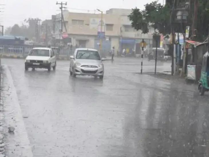 આગામી સપ્તાહમાં દક્ષિણ ગુજરાતમાં સારા વરસાદની સંભાવના, રાજ્યમાં અત્યાર સુધી સીઝનનો 41 ટકા વરસાદ|અમદાવાદ,Ahmedabad - Divya Bhaskar