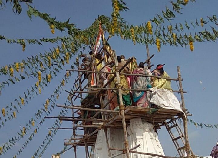 સુરેન્દ્રનગરના સૌથી પ્રાચીન જિનાલયની 131મી વર્ષગાંઠની ઉજવણી કરવામા આવી - Divya Bhaskar