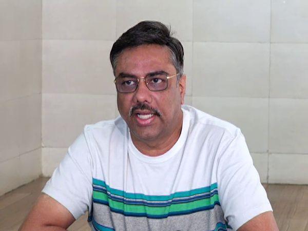 ગુજરાત સ્વનિર્ભર શાળા સંચાલક મંડળના ઉપપ્રમુખ જતીનભાઈ ભરાડ - ફાઈલ તસ્વીર