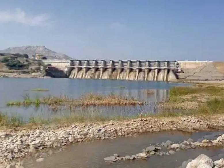 ઉત્તર ગુજરાતના ધરોઈ ડેમમાં પાણીની સ્થિતિ તળિયાઝાટક ( ફાઈલ ફોટો).