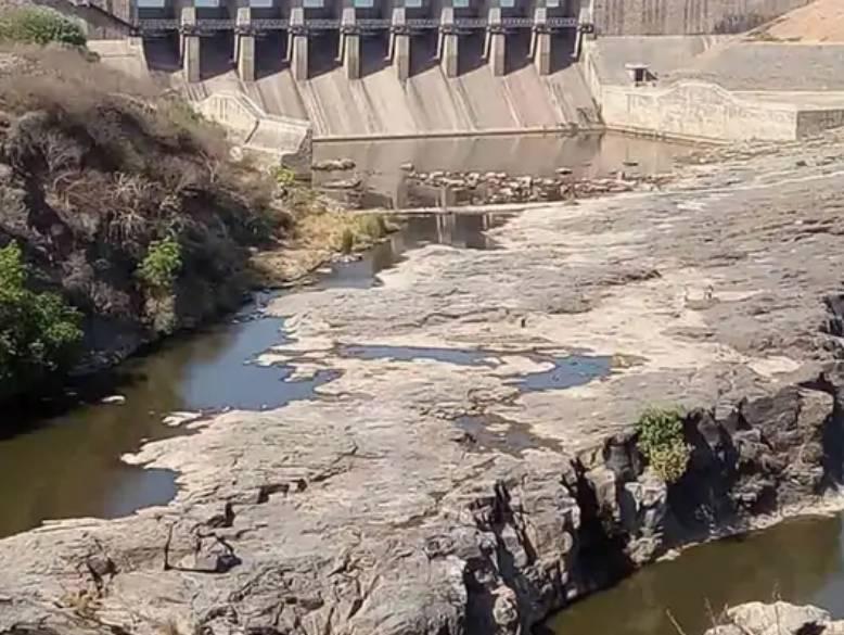 રાજ્યનાં 206 જળાશયમાં 2,82,489 એમ.સી.એફ.ટી. પાણીનો સંગ્રહ ( પ્રતીકાત્મક તસવીર)