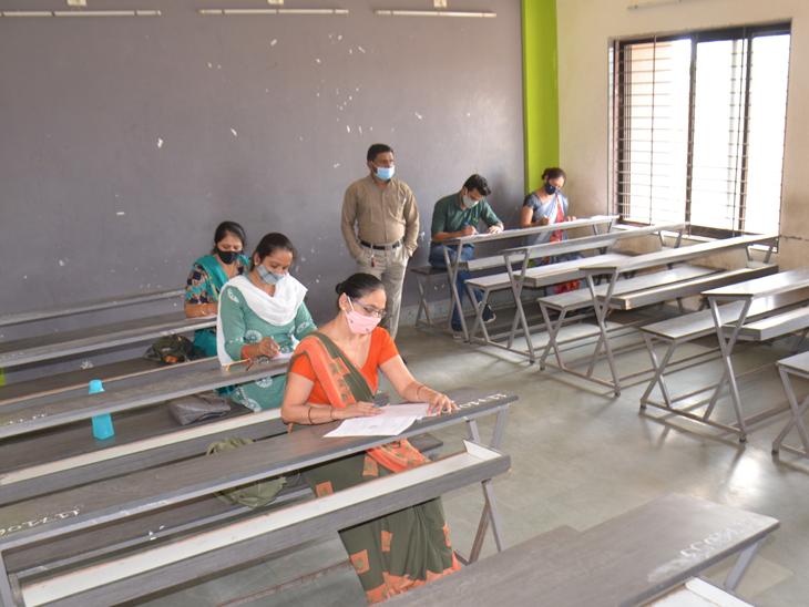 સર્વેક્ષણ મરજિયાત હોઇ ઉ.ગુ.માં માત્ર 22 ટકા શિક્ષકો જ જોડાયા - Divya Bhaskar