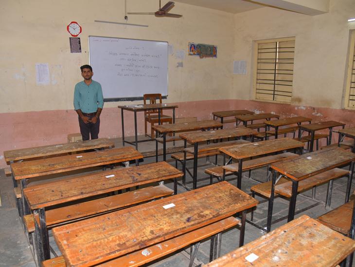 બહિષ્કાર : શિક્ષણ સમિતિના શિક્ષકો ગેરહાજર