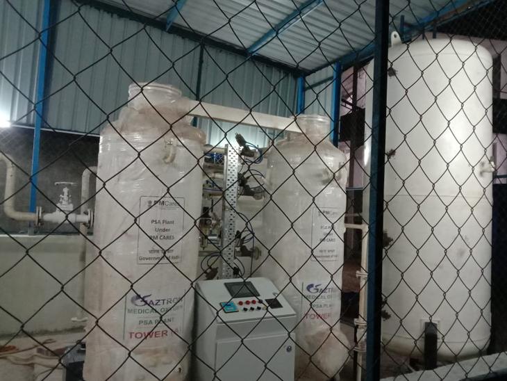કોરોનાની સંભવિત ત્રીજી લહેર માટે 51 હોસ્પિટલ, 2441 બેડ અને 12 ઓક્સિજન પ્લાન્ટ તૈયાર નવસારી,Navsari - Divya Bhaskar
