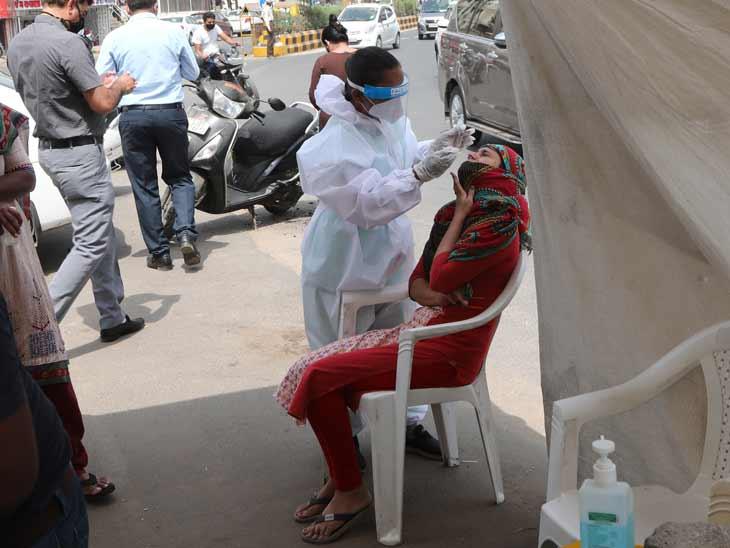 જિલ્લામાં સતત 12મા દિવસે શૂન્ય કેસ, શહેરમાં 3 નવા કેસ અને 3 ડિસ્ચાર્જ, સતત 39મા દિવસે એક પણ મોત નહીં|અમદાવાદ,Ahmedabad - Divya Bhaskar