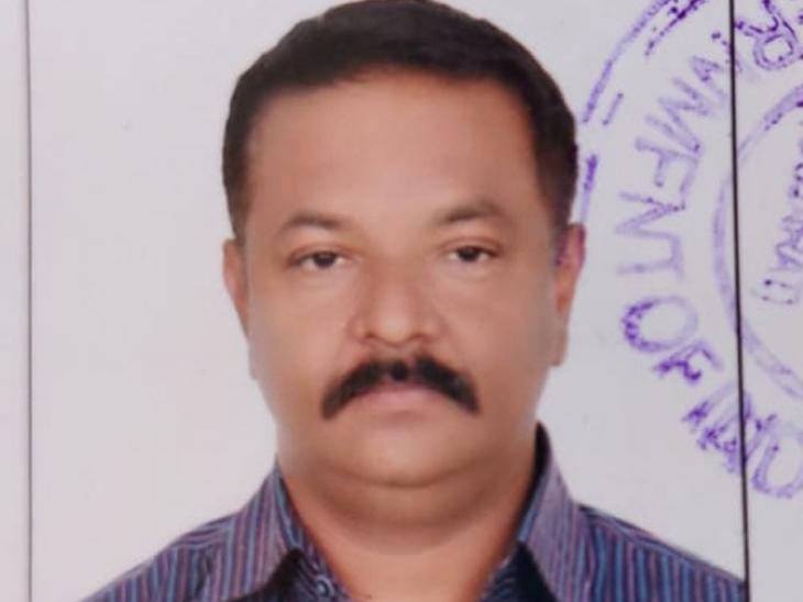 નિરંજન બારોટ - Divya Bhaskar
