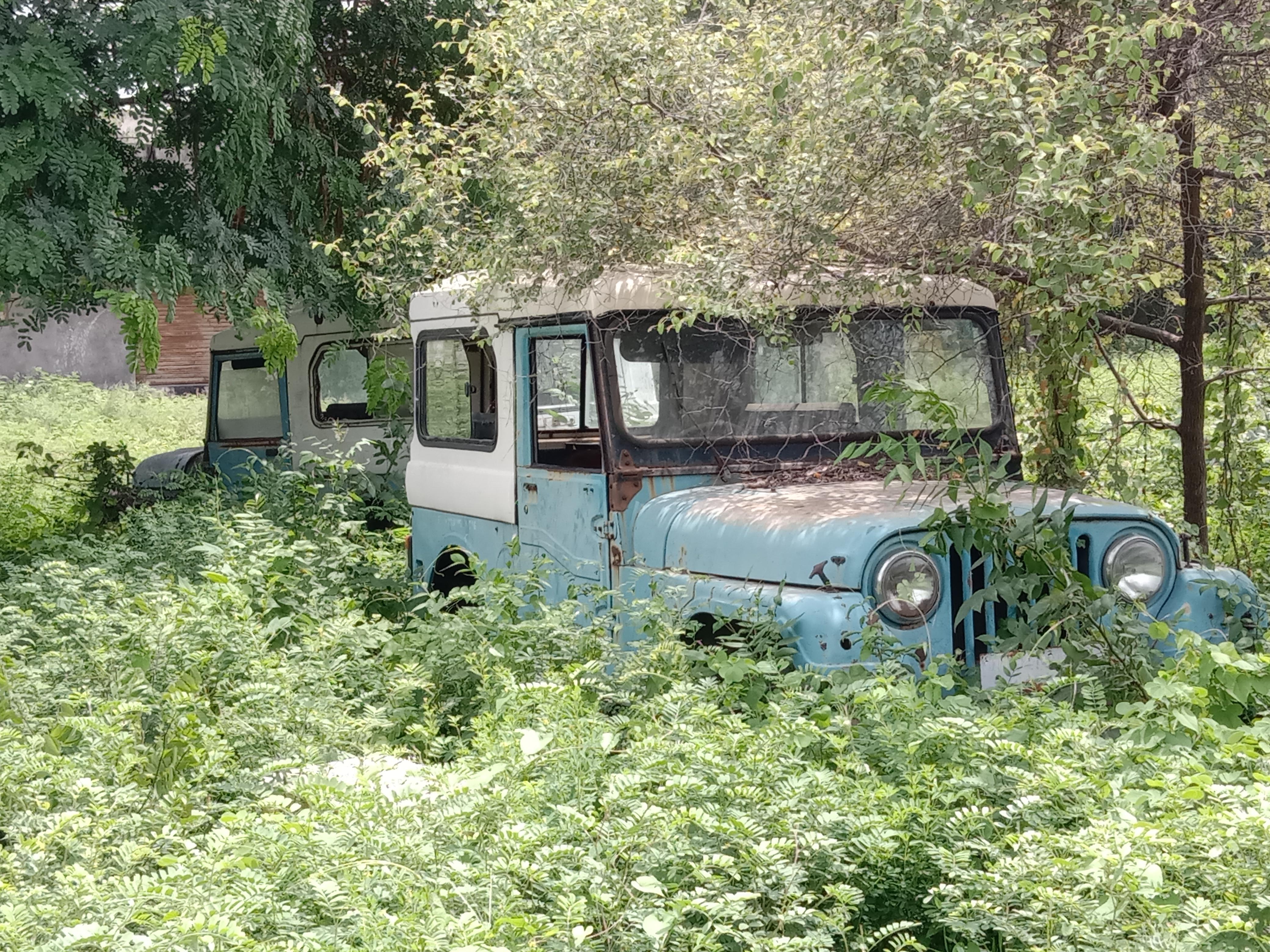 સરકારી કચેરીઓમાં પડી રહેલા જુના વાહનો ભંગારમાં જશે ( ફાઈલ ફોટો) - Divya Bhaskar