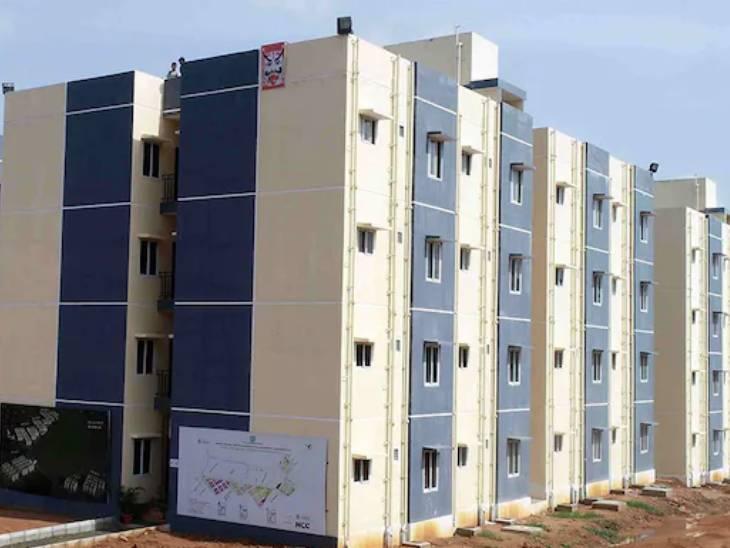 અમદાવાદમાં EWS આવાસ યોજનાના 10 હજાર મકાનોમાં એક હજારથી વધુ લોકો ભાડેથી રહે છે, દલાલો મકાનો અપાવવામાં સક્રિય|અમદાવાદ,Ahmedabad - Divya Bhaskar
