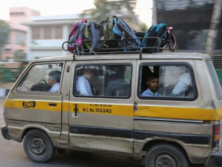 કોરોના કાળમાં વાહનો તો ઠીક ઘર પણ વેચાઈ ગયાં, ટેક્સ અને પાસિંગમાં રાહત આપવા સ્કૂલ વર્ધી એસો.ની વડાપ્રધાન સમક્ષ માંગ|અમદાવાદ,Ahmedabad - Divya Bhaskar