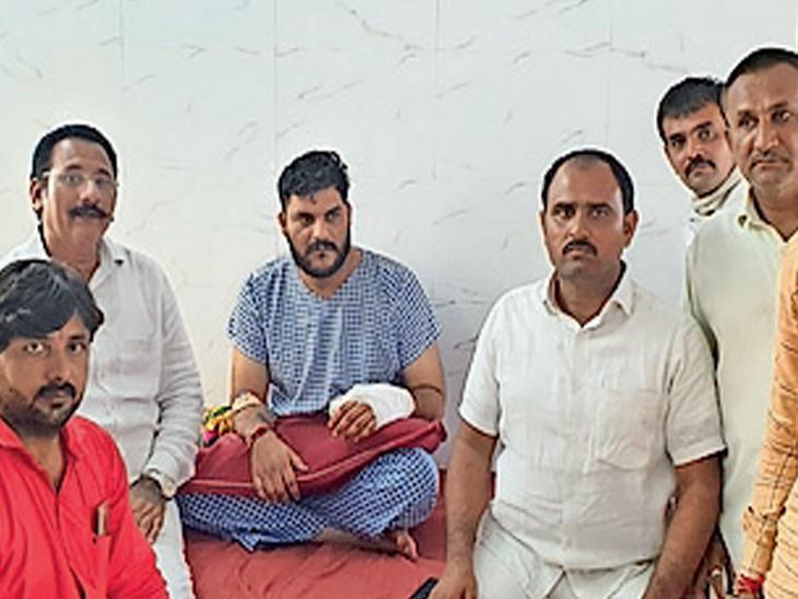 કરોડોની લૂંટ થતી બચાવતાં માલધારી સમાજે સન્માન કર્યુ|ઓલપાડ,Olpad - Divya Bhaskar