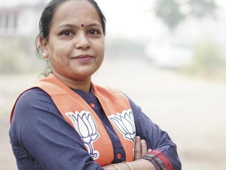 પ્રીતિ ધર્મેશ અમીન, નગરસેવિકા, નવસારી-વિજલપોર પાલિકા - Divya Bhaskar