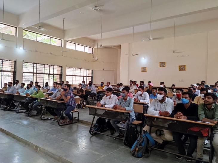 ગોધરા પોલીટેકનીક કોલેજમાં પ્લેસમેન્ટ યોજાયુ હતુ - Divya Bhaskar