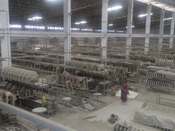 થાનગઢના સિરામિક ઉદ્યોગકારોનો નફો 5 વર્ષમાં તળિયે બેસી ગયો. - Divya Bhaskar