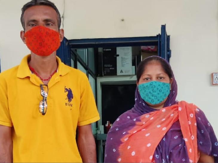 વડોદરામાં દંપતીએ ગાડીઓ ભાડે મૂકવાની લાલચ આપી 15 લોકોને ઠગ્યા, ગાડીઓ પરત ન આપીને 55.75 લાખની છેતરપિંડી કરનાર ઠગ દંપતીની ધરપકડ|વડોદરા,Vadodara - Divya Bhaskar