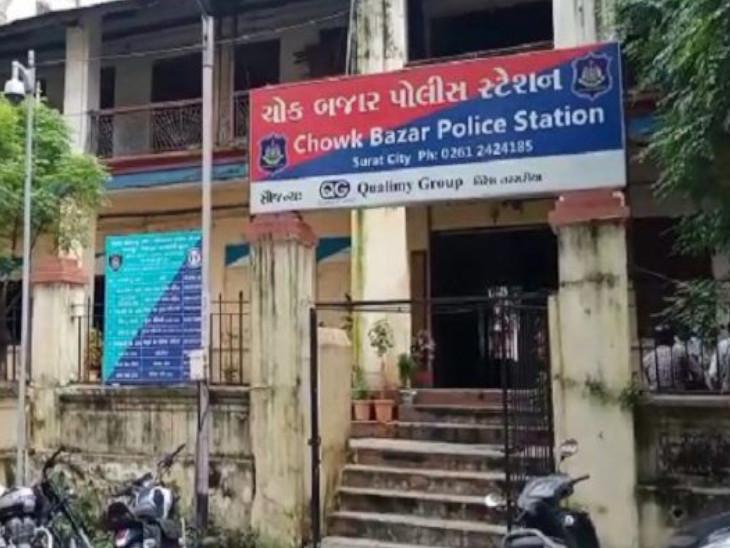 પોલીસે ગુનો દાખલ કરીને વધુ તપાસ હાથ ધરી છે.(ફાઈલ તસવીર) - Divya Bhaskar
