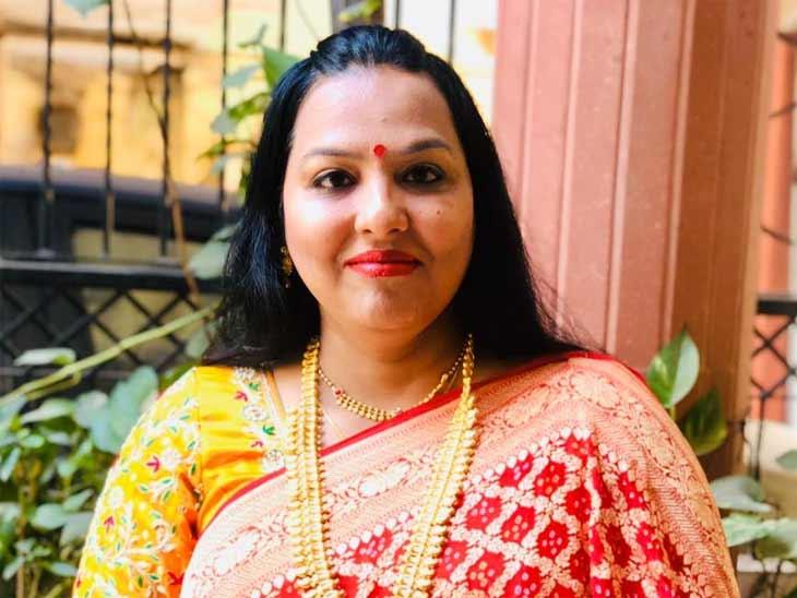 ચાંદખેડાના કાઉન્સિલર રાજશ્રી કેસરીની ફાઈલ તસવીર - Divya Bhaskar