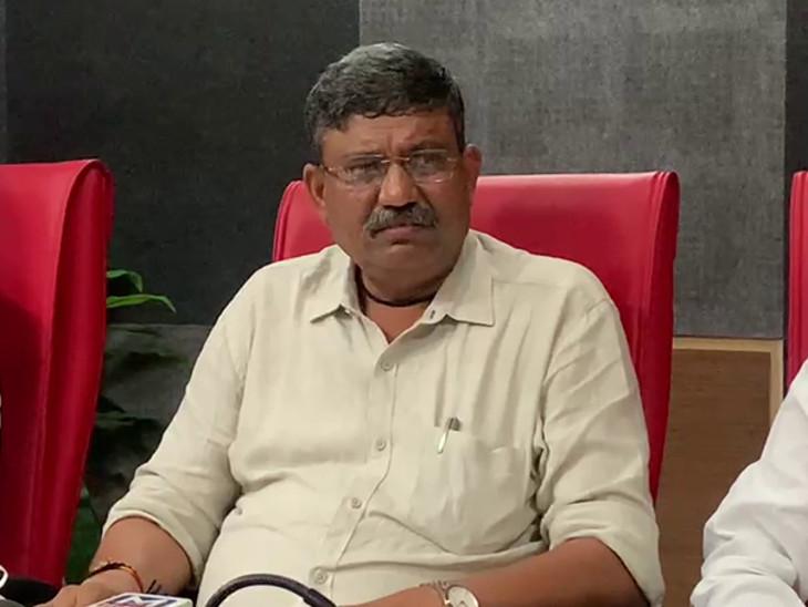 રાજકોટ જિલ્લા પંચાયતમાંથી પ્રથમવાર પ્રમુખની ગુજરાત પ્રદેશ પંચાયત પરીષદના ઉપપ્રમુખ પદે વરણી|રાજકોટ,Rajkot - Divya Bhaskar