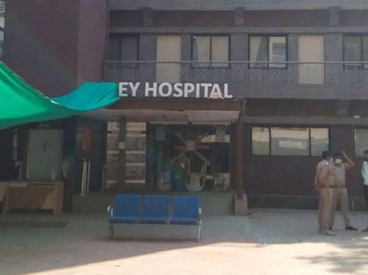 શ્રેય હોસ્પિટલની ફાઈલ તસવીર