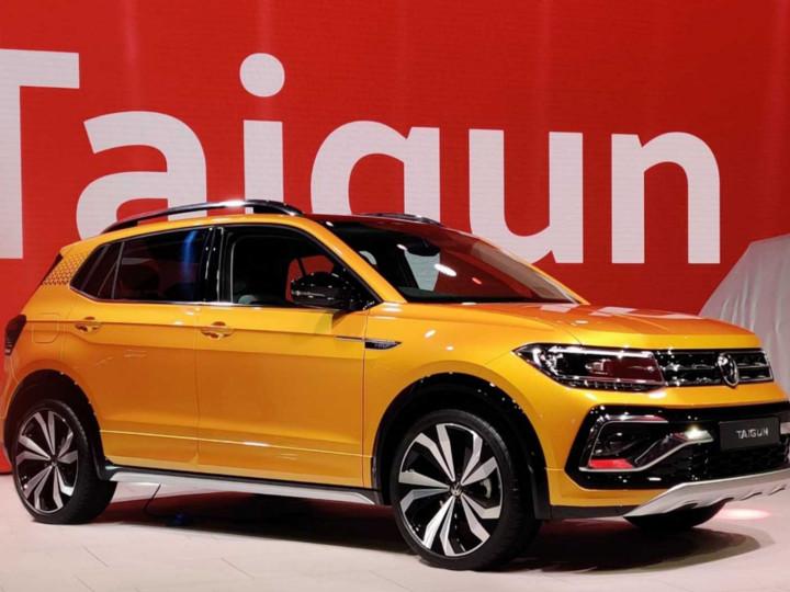 ફોક્સવેગનની 'ટાઇગુન' 23 સપ્ટેમ્બરે માર્કેટમાં લોન્ચ થશે, નવા લોગો સાથે ગ્રાહકો બે એન્જિન ઓપ્શનમાં આ કાર ખરીદી શકશે|ઓટોમોબાઈલ,Automobile - Divya Bhaskar