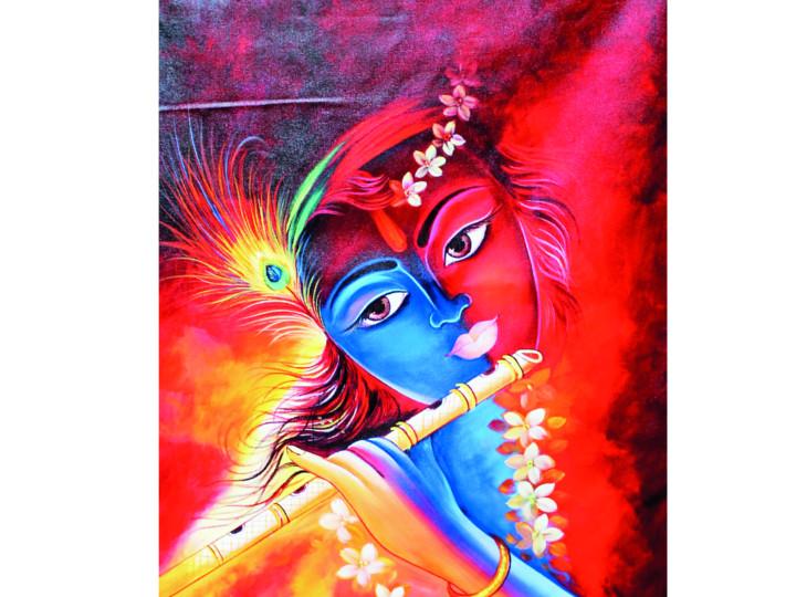 કૃષ્ણ પ્રેમકર્તા પણ છે અને ન્યાયકર્તા પણ છે|રસરંગ,Rasrang - Divya Bhaskar