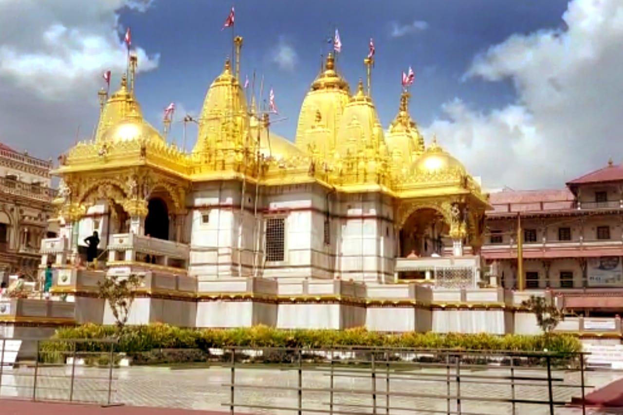 વડતાલ સ્વામિનારાયણ મંદિરમાં જન્માષ્ટમી મહોત્સવ સાદગીપૂર્ણ રીતે ઉજવાશે|નડિયાદ,Nadiad - Divya Bhaskar