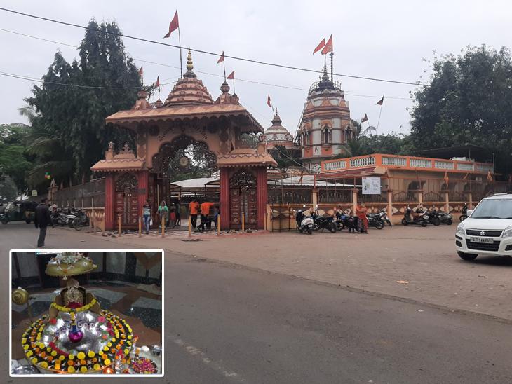 અગિયાર મુખ ધરાવતા હનુમાનજીનું ભારતમાં એકમાત્ર મંદિર - Divya Bhaskar