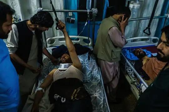ખુરાસાન જૂથે 26 ઓગસ્ટે કાબુલ એરપોર્ટ પર બે આત્મઘાતી હુમલા કર્યા હતા.