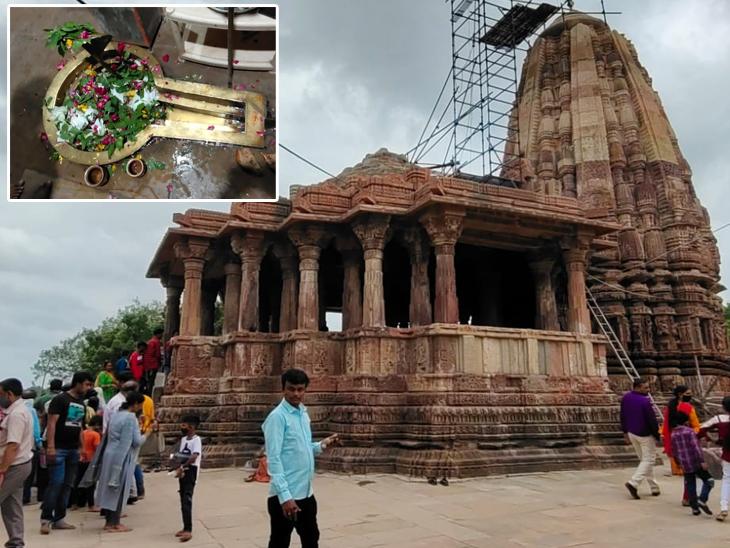 12મી સદીમાં પૌરાણિક ગળતેશ્વર મહાદેવ મંદિર, અમદાવાદ, વડોદરા જેવા નજીકના શહેરોમાંથી મોટી સંખ્યામાં ભક્તો દર્શનાર્થે ઉમટે છે|ગળતેશ્વર,Galteshwar - Divya Bhaskar