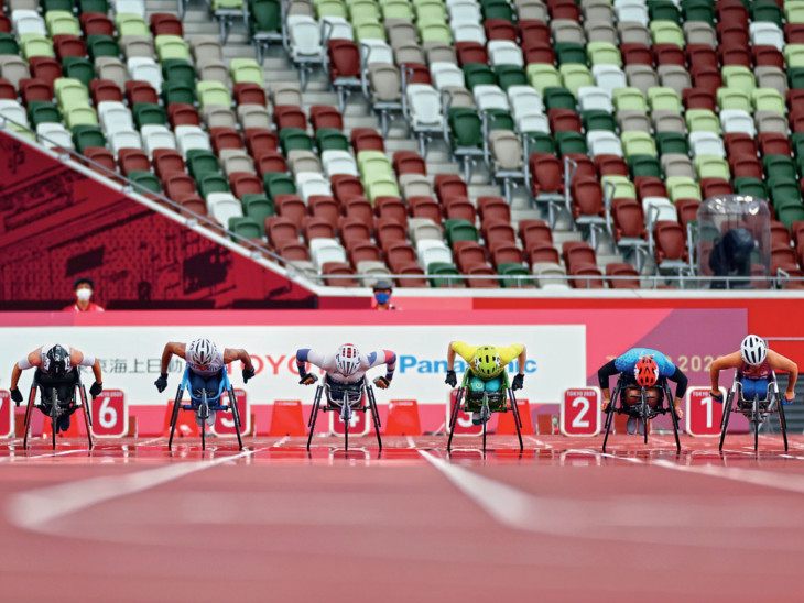 બ્રિટિશ ખેલાડીનો વર્લ્ડ રેકોર્ડ; લંડન, રિયો અને હવે ટોક્યો... હેનાની 100 મીટરમાં ગોલ્ડન હેટ્રિક સ્પોર્ટ્સ,Sports - Divya Bhaskar