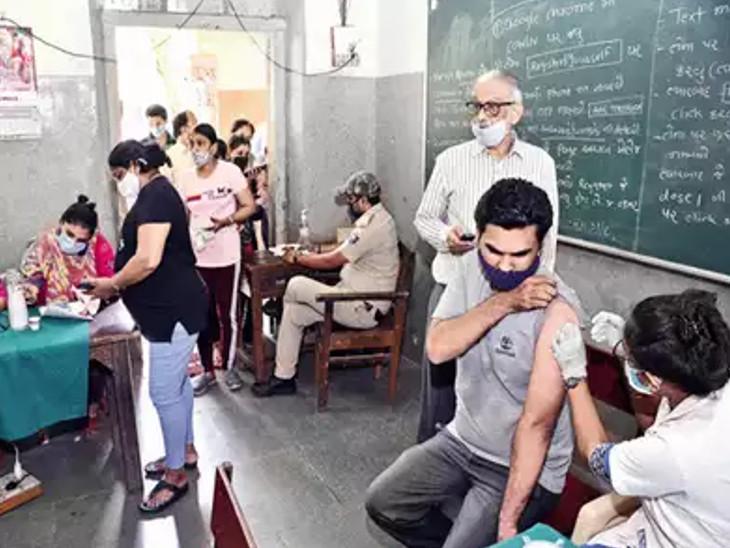 કોરોના અંત તરફ અને મચ્છરજન્ય રોગચાળાએ માથું ઉંચક્યું, આજે દિવસ રસીકરણ બંધ રહેશે|સુરત,Surat - Divya Bhaskar