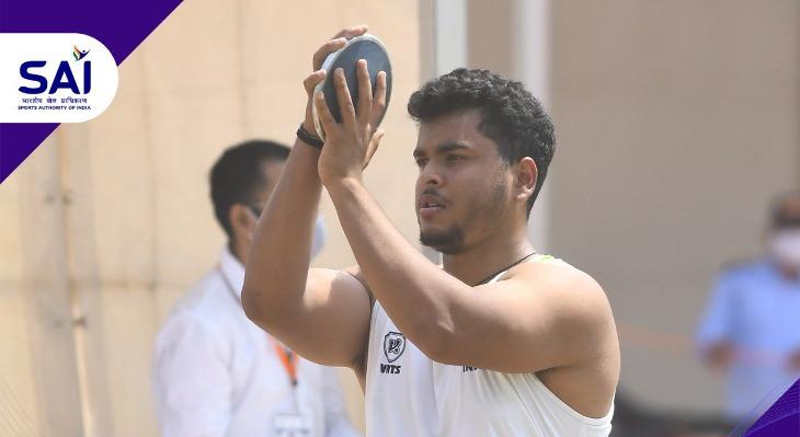 ભારતના યોગેશ કથુનિયાએ F56 ડિસ્ક થ્રો ઇવેન્ટમાં સિલ્વર મેડલ જીત્યો છે.