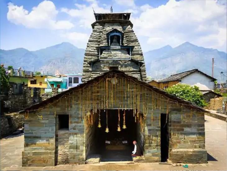 ગોપેશ્વર મહાદેવ; આ મંદિર પાસે શિવજીએ કામદેવને ભસ્મ કર્યા હતાં, અહીં રતિએ તપ કરીને ભોળાનાથને પ્રસન્ન કર્યા હતાં|ધર્મ,Dharm - Divya Bhaskar