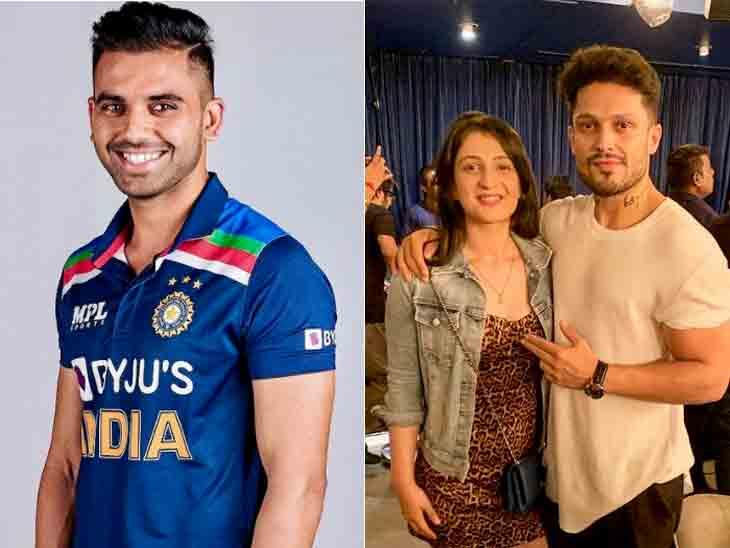 ઇન્ડિયન ક્રિકેટર દીપક ચહર 'બિગ બોસ'ના પૂર્વ સ્પર્ધકની બહેનને ડેટ કરે છે, ટૂંક સમયમાં રોકા સેરેમની કરશે? બોલિવૂડ,Bollywood - Divya Bhaskar