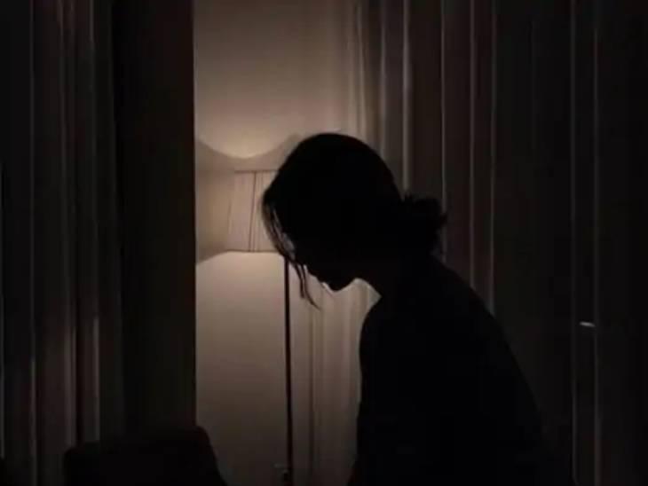 પતિના ત્રાસને કારણે પરિણીતા પિયરમાં રહેવા ગઈ હતી ( પ્રતીકાત્મક તસવીર)