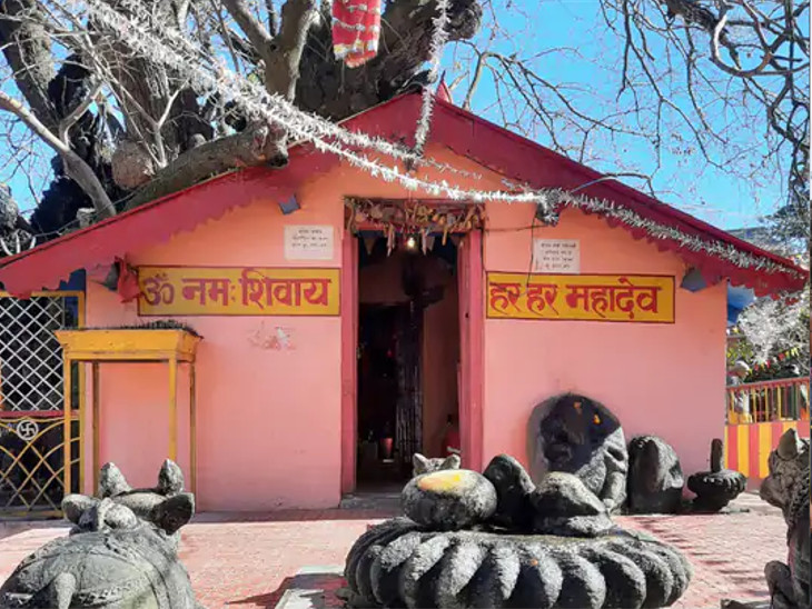 જ્યોતેશ્વર મહાદેવ; ઉત્તરાખંડમાં બદ્રીનાથ ધામના કપાટ બંધ થયા પછી શંકરાચાર્યે આ મંદિરમાં તપ કર્યું હતું|ધર્મ,Dharm - Divya Bhaskar