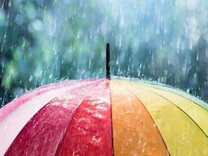 સૌરાષ્ટ્રમાં 3 દી'માં 5 ઈંચ સુધીનો વરસાદ પડશે|રાજકોટ,Rajkot - Divya Bhaskar