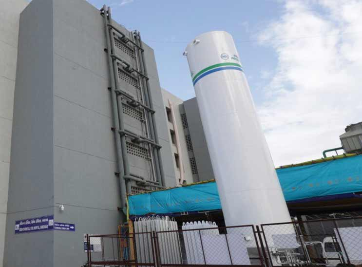 અમદાવાદમાં 30 હોસ્પિટલ- અર્બન હેલ્થ સેન્ટરો પર 250 અને 500 લીટર ઓક્સિજન પ્લાન્ટ ઊભા કરાશે અમદાવાદ,Ahmedabad - Divya Bhaskar
