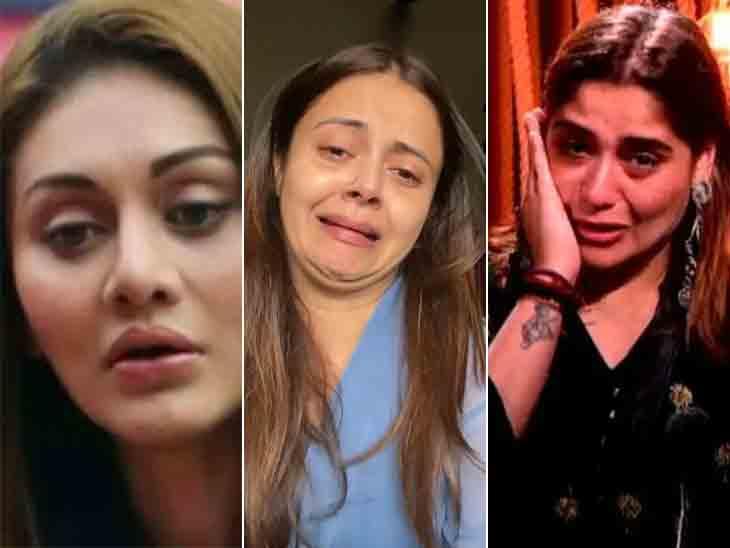 સિદ્ધાર્થ શુક્લાના અવસાનથી ટીવી ઇન્ડસ્ટ્રી આઘાતમાં, આરતી સિંહ-સના ખાન ધ્રુસકે ધ્રુસકે રડી પડી|ટીવી,TV - Divya Bhaskar