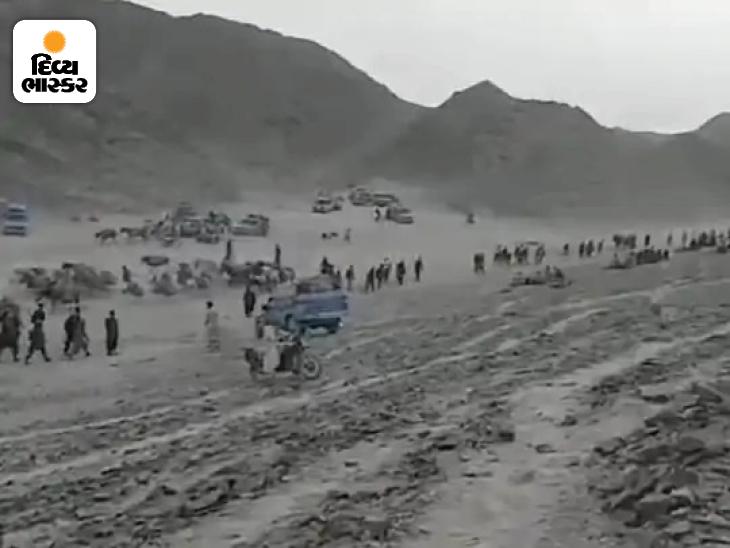 અફઘાનિસ્તાનથી ભાગી ગયેલા હજારો લોકો તુર્કી અને ઈરાનમાં શરણ લઈ રહ્યા છે.
