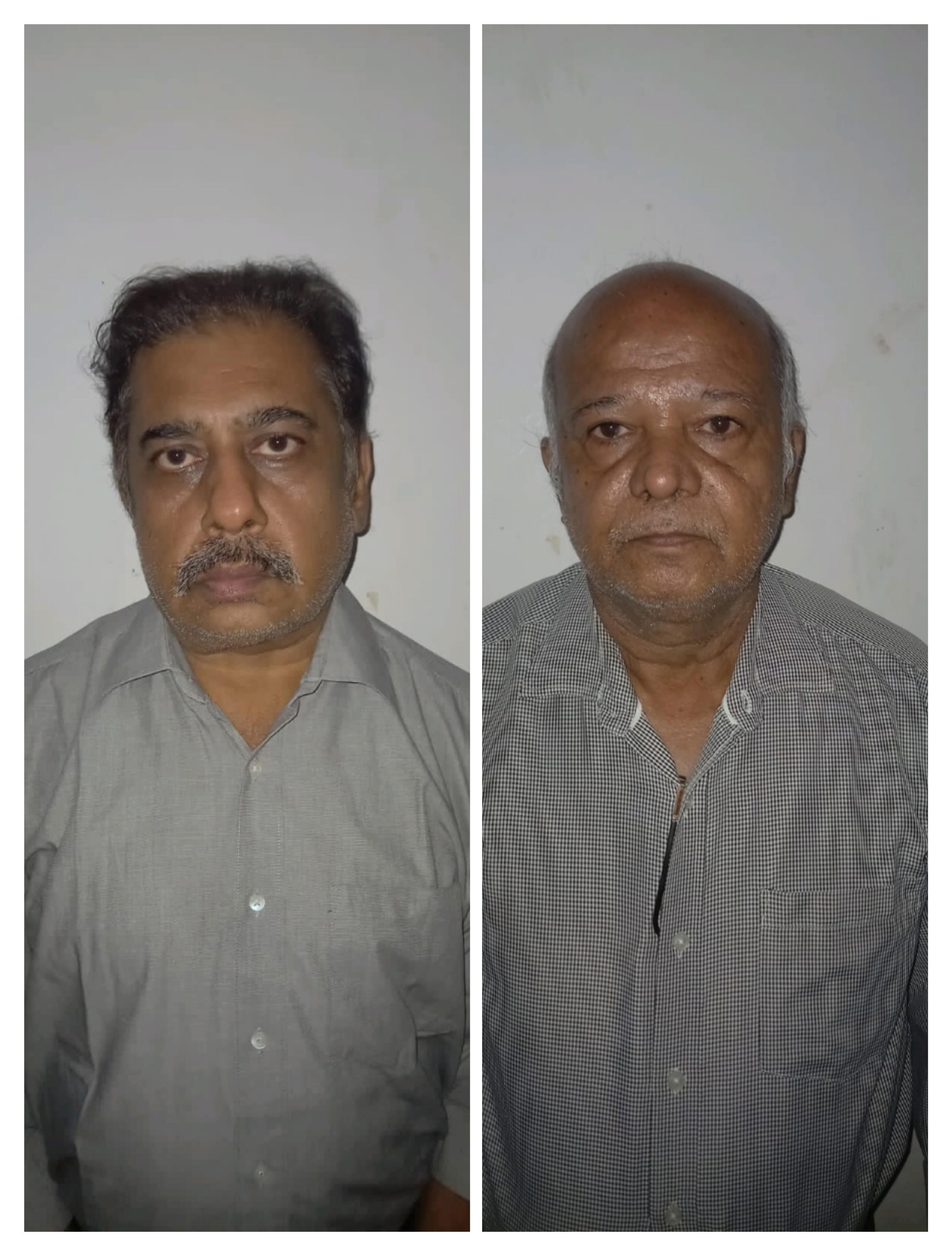 કલોલ ભેદી બ્લાસ્ટ પ્રકરણમાં ONGCનાં બે અધિકારીઓની ધરપકડ, સાચી NOC આપી હોવાનો લૂલો બચાવ|ગાંધીનગર,Gandhinagar - Divya Bhaskar