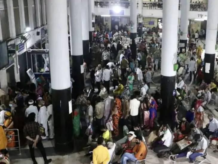 સરકારી હોસ્પિટલોમાં તાવ, ચિકનગુનિયા અને ડેન્ગ્યૂના કેસો વધી રહ્યાં છે. ( ફાઈલ ફોટો) - Divya Bhaskar