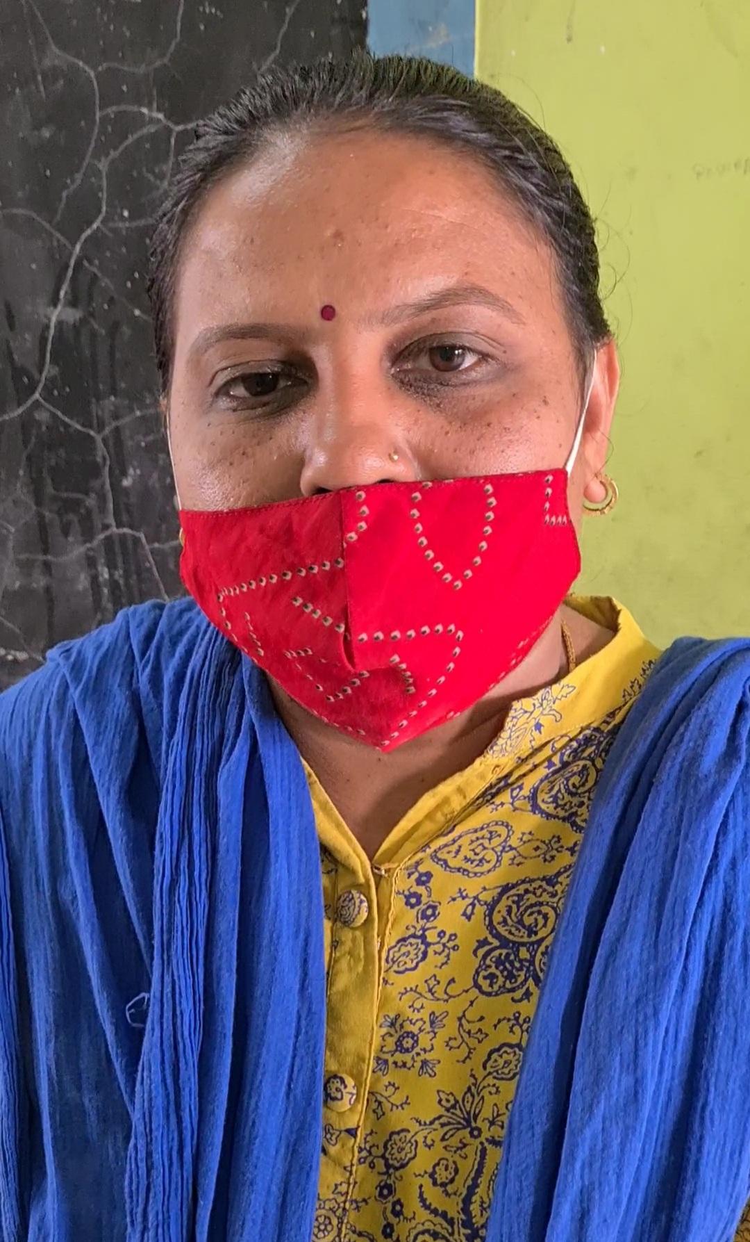 વૈશાલીબેન શેઠ, શિક્ષક