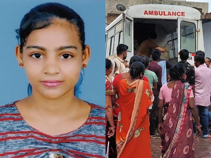 ગાજરાવાડી ગોમતીપુરામાં રહેતી ધો-9માં અભ્યાસ કરતી 14 વર્ષીય વિદ્યાર્થિનીએ ગળે ફાંસો ખાઇ આપઘાત કર્યો હતો