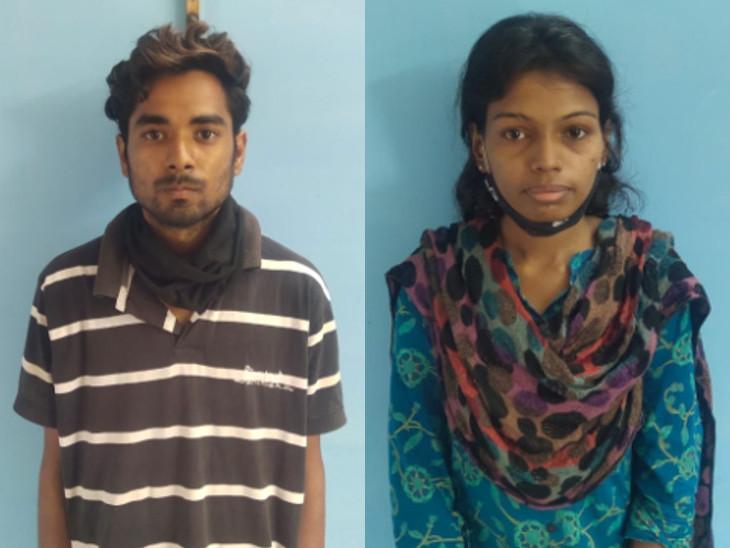 5 લેપટોપની ચોરી કરનાર બંટી-બબલીને ગોત્રી પોલીસે ગણતરીના કલાકોમાં જ ઝડપી પાડ્યા - Divya Bhaskar