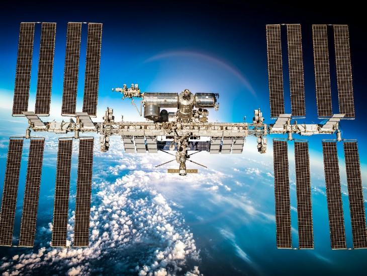 ઈન્ટરનેશનલ સ્પેસ સ્ટેશનમાં ક્રેક પડવાથી 2025 સુધી ઉપકરણ તૂટવાની આશંકા; 80% ફ્લાઈટ સિસ્ટમ એક્સપાયર થઈ|લાઇફસ્ટાઇલ,Lifestyle - Divya Bhaskar