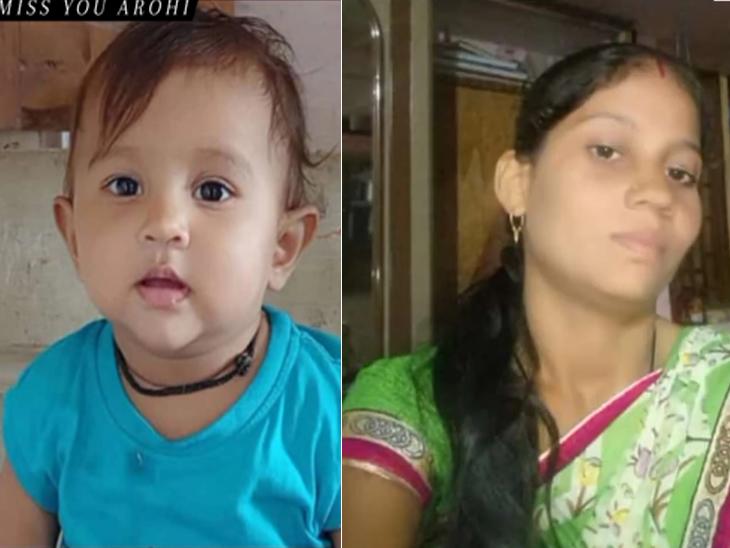 સંતરામપુરના ગામડી ગામે મોતને ભેટેલા માતા પુત્રીની ફાઇલ તસવીર - Divya Bhaskar