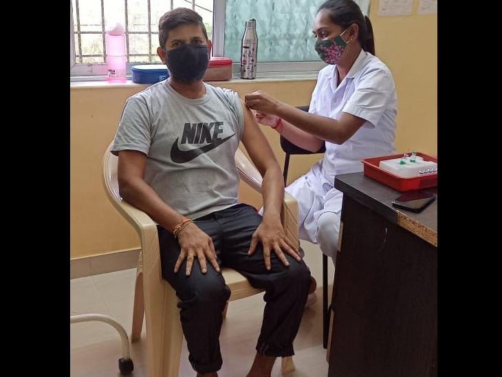 ઐતિહાસિક દાંડી ગામે પણ 100 ટકા રસીકરણ થયું. - Divya Bhaskar