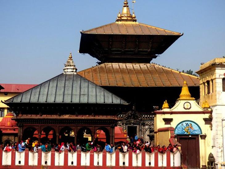 પશુપતિનાથ મંદિર; ભોળાનાથનું આ મંદિર જ્યોતિર્લિંગ ન હોવા છતાંય વિશ્વપ્રસિદ્ધ છે|ધર્મ,Dharm - Divya Bhaskar